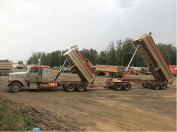 Aggregate Haulers of Edmonton
