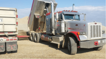 Gravel Loading Services