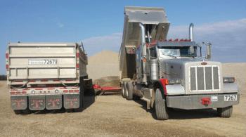 Contaminated Soil Hauling Edmonton
